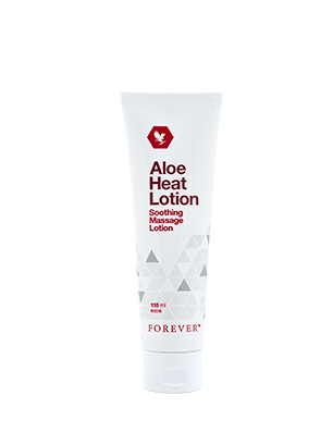 Aloe Heat Lotion fra Forever Living