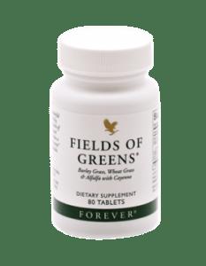 Fields of Greens fra Forever Living