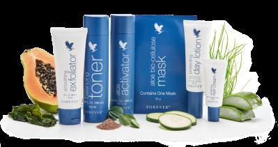Hudpleje - Aloe vera - Forever Living Products