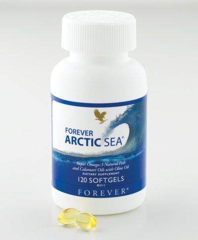 Forever Arctic Sea sa tabletama