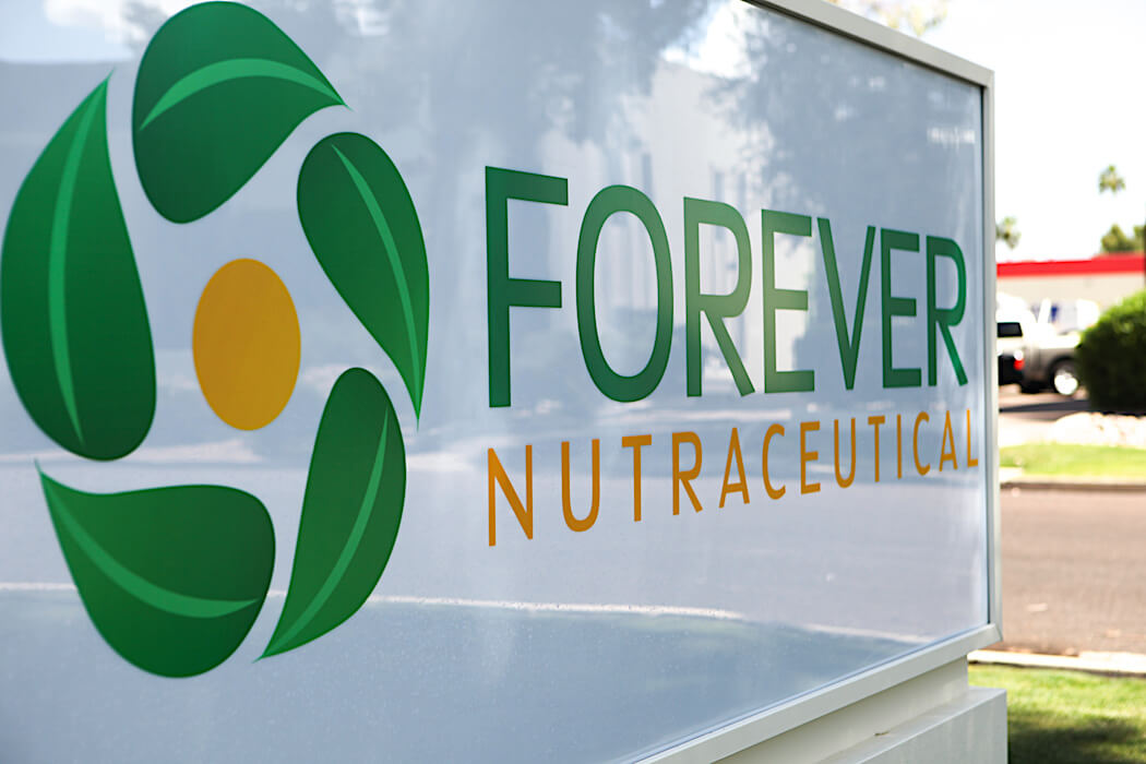 Forever Nutraceutical pano