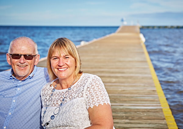 Jayne Leach and John Curtis - Diamond Managers, UK