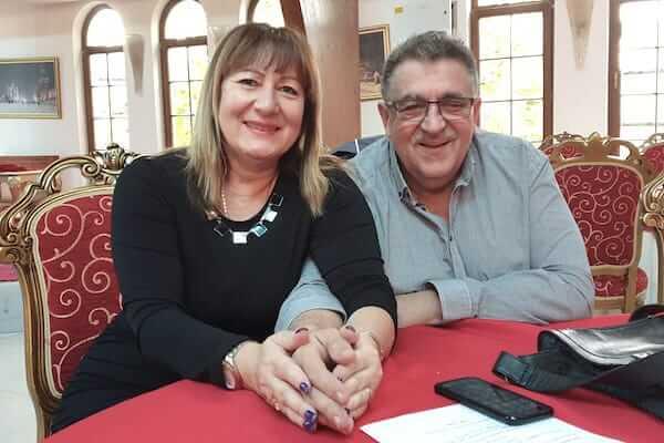 Sonja i Zlatko Jurovic