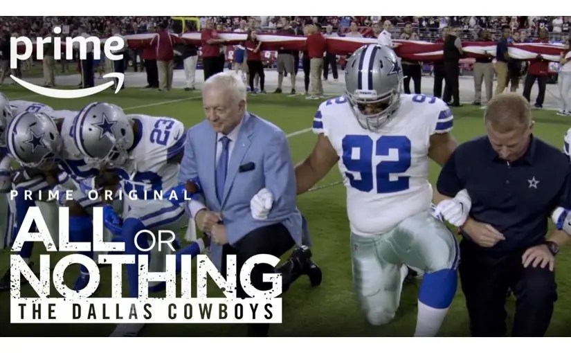 all or nothing the dallas cowboys