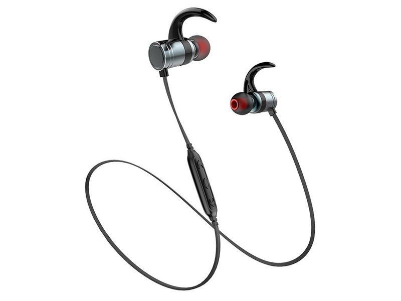 Awei AK7 sportowe słuchawki douszne Bluetooth gun color