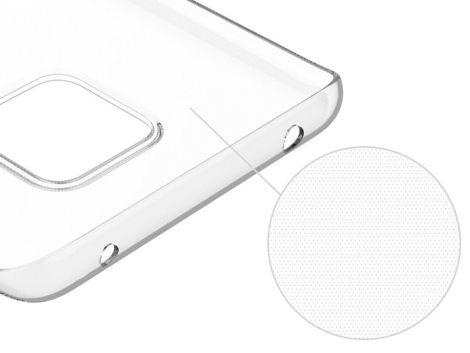 Etui silikonowe przezroczyste do Huawei Mate 20 Pro