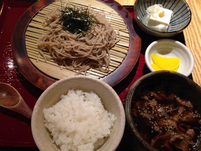 神楽坂ランチ(文楽)定食