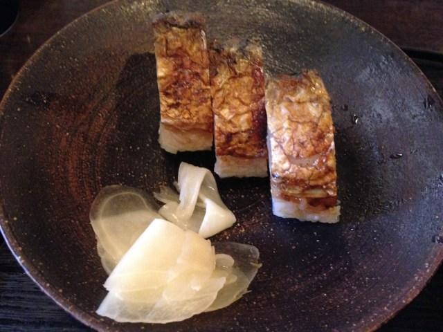 神楽坂ランチ(九頭龍蕎麦)