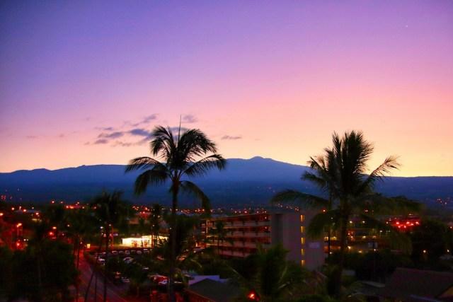 ハワイ島のホテルなど