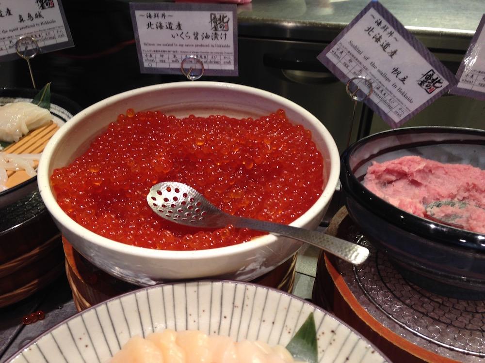 ラビスタ函館ベイ(朝食バイキング・いくら)