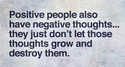 positive people...