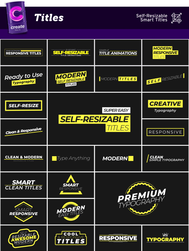 Create Pack - 17