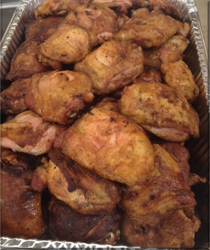 Smoked Fried Chicken