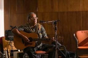 Hawaiian musician