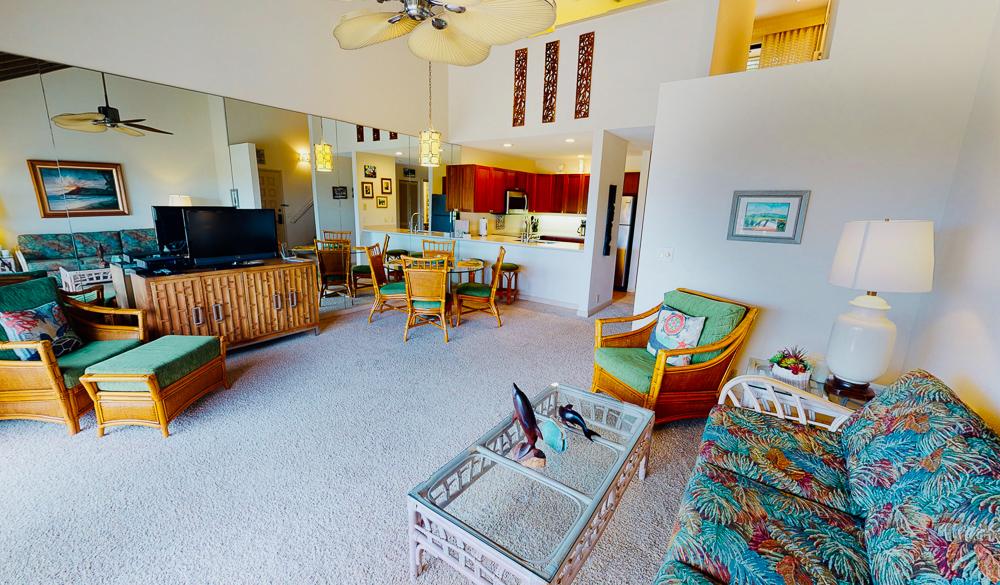 Sold for Full List Price!  Maui Kamaole I-215, Kihei, HI 96753 $840,000
