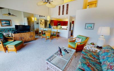 Sold for Full List Price!  Maui Kamaole I-215, Kihei, HI 96753 $840,000