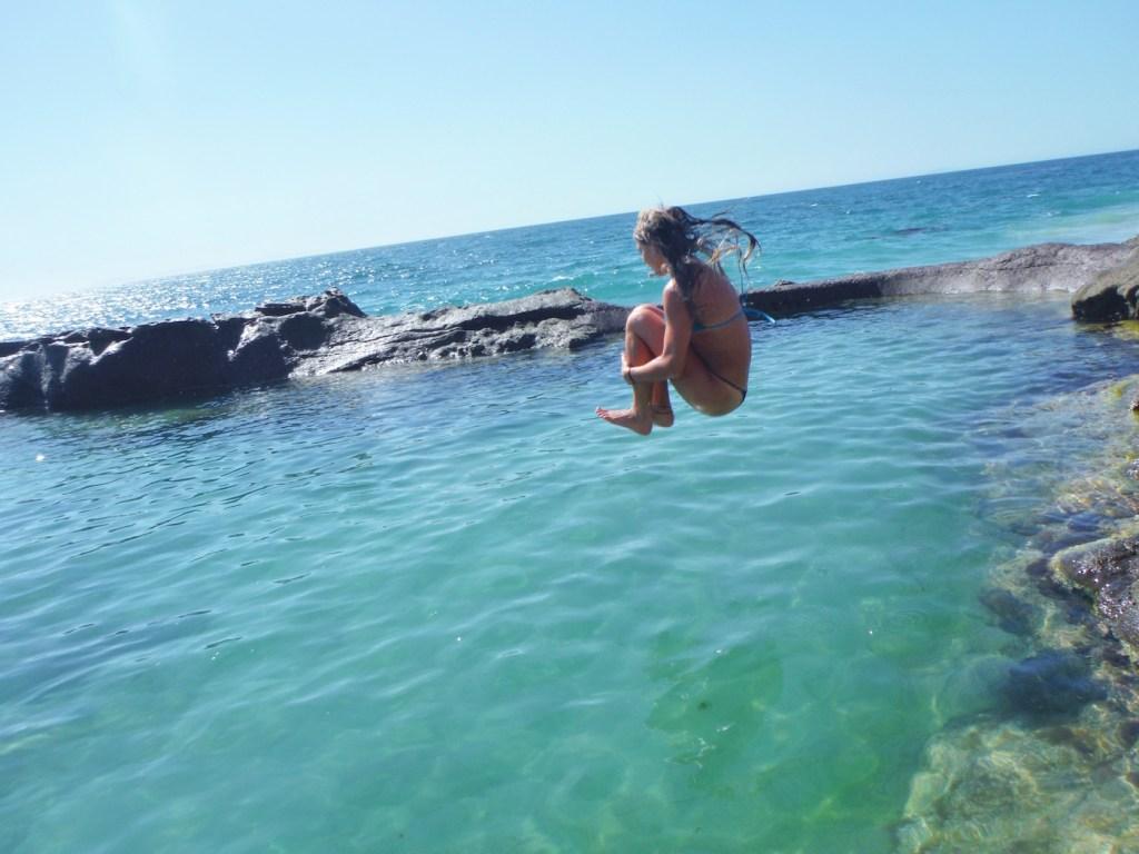 laguna thousand steps beach secret pools