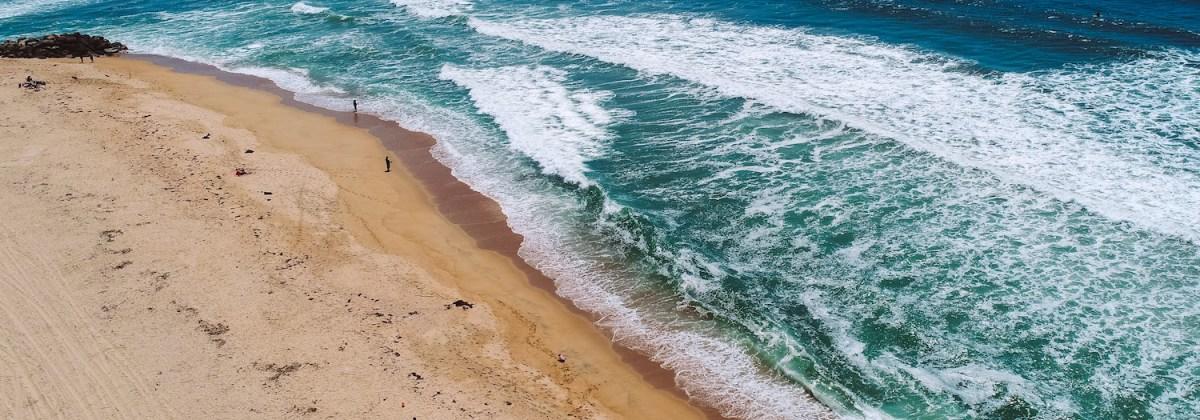 drone photography huntington beach