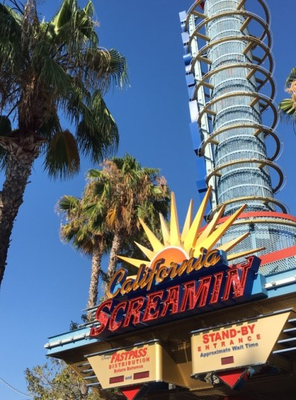 Disneyland // Cove Bar