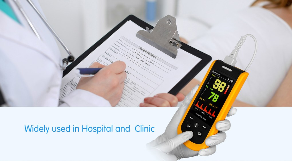 Aloha Medical SP-20 Pulse Oximeter