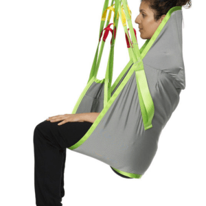 Alohamedical_Full body sling_polyester_lateral
