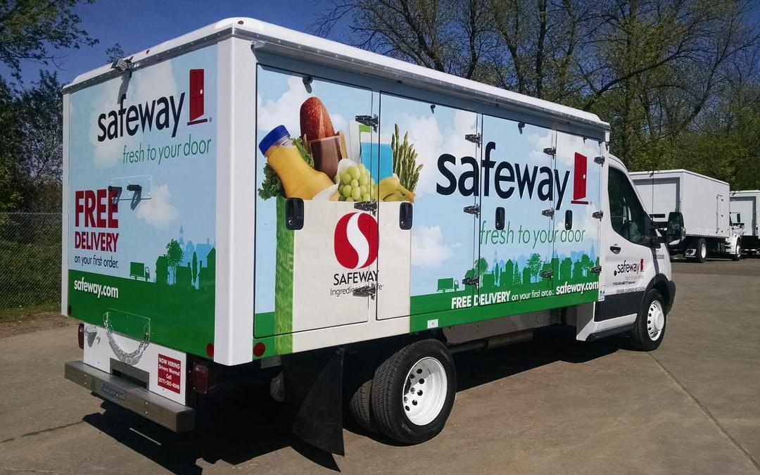 Timesaver Tip: Safeway Grocery Delivery