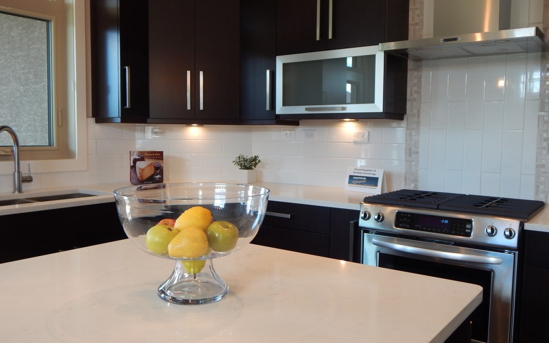31 Day Tidy-Your-Life Challenge DAY 20- Declutter a High-Traffic Countertop