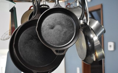 Tidy-in-Place Challenge APRIL 24: Pots & Pans