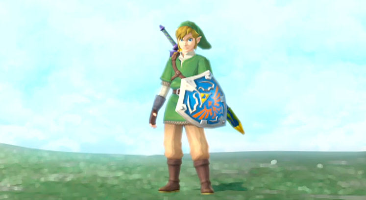 Skyward Sword-- The Hype Rises (1/6)