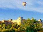 Toledo: Hot air balloon