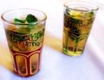 Marruecos: Moroccan mint tea