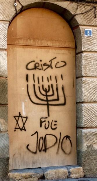 Consuegra: Christ was Jewish