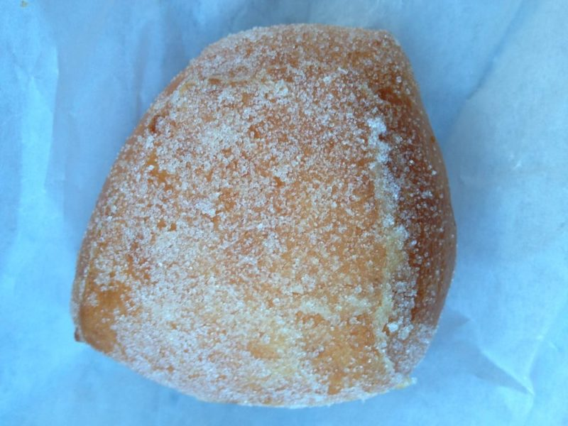 One of my favorite Maui must eat from Home Maid Bakery are their malasadas!