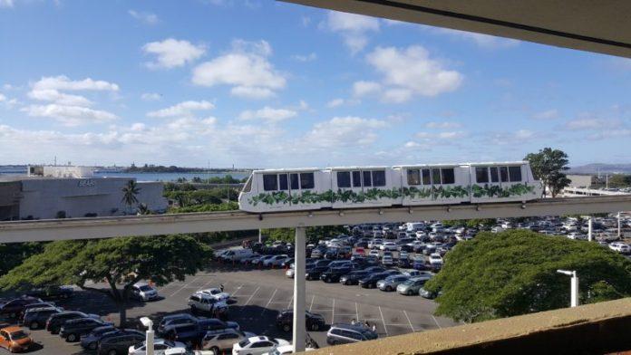 Pearlridge Center Skycab