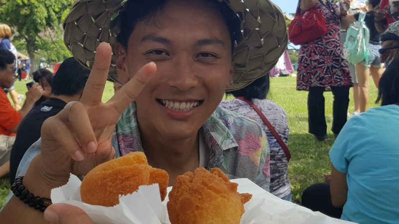 150 Things To Do On Oahu - Eat andagi