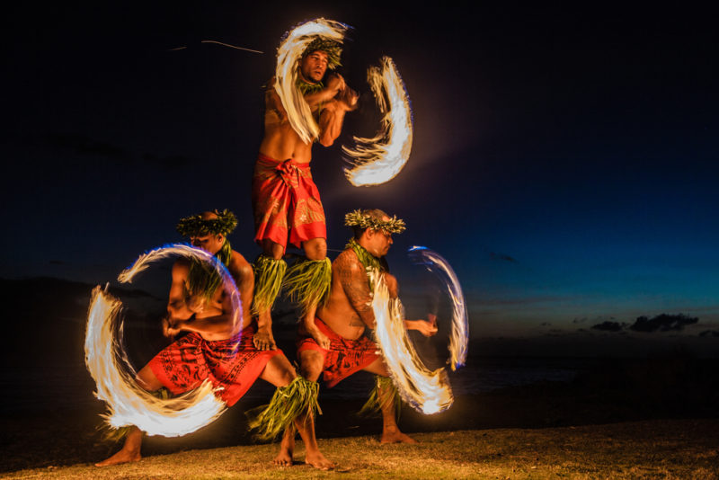 150 Things To Do On Oahu - See a fireknife dance performance.