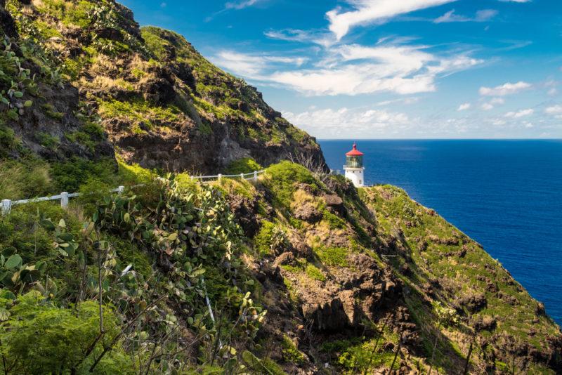 150 Things To Do On Oahu - Hike to Makapuu Lighthouse