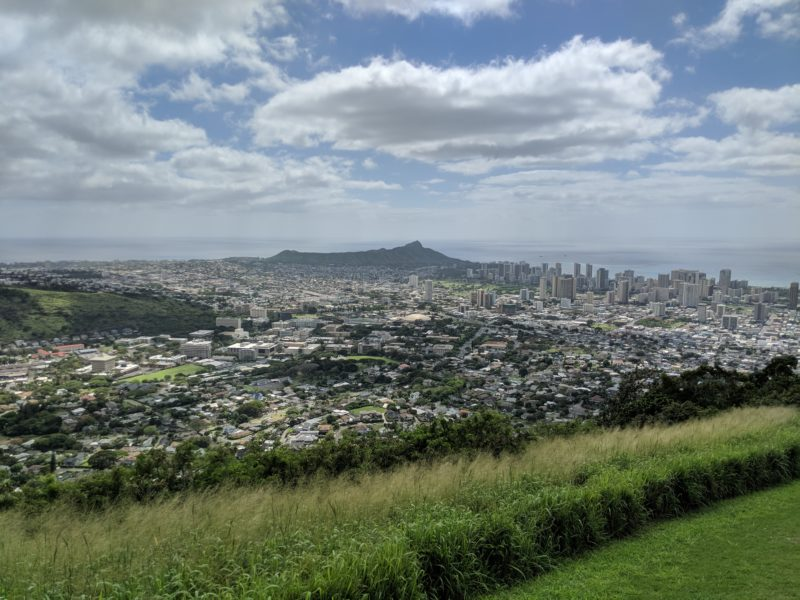 Tantalus Has An Amazing View Of Honolulu