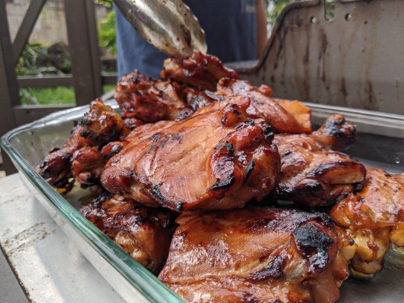 Teriyaki BBQ Chicken