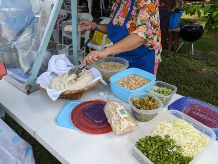 You'll get to see plenty of unique foods and their ingredients up close.