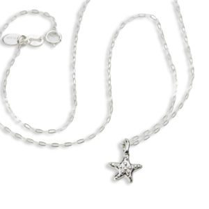 hohonu Knobby Starfish Necklace