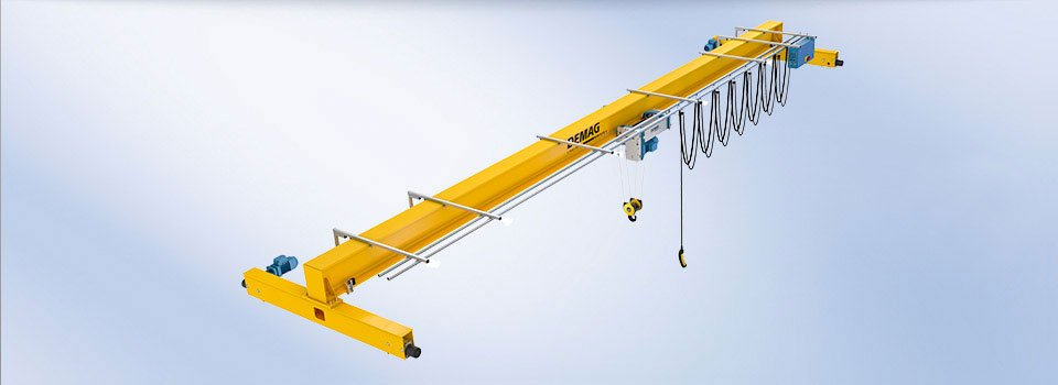 Cranes and Hoists  Aloi Materials Handling  Automation