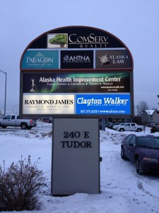 Anchorage Business Lawyer -- Clayton Walker