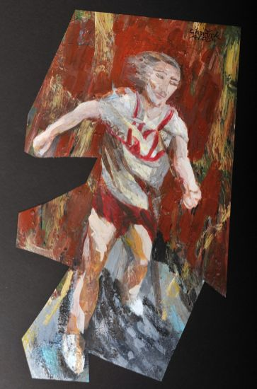 Pam Chadick Aloisa. Slashed Run