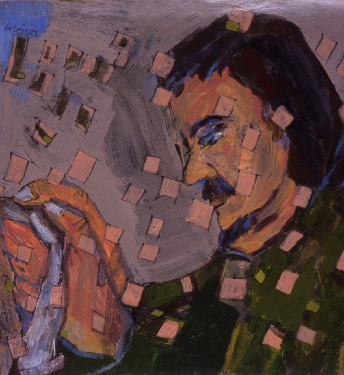 Pam Chadick Aloisa. Paintings 041