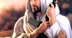 يسوع إرهابي Jesus Is terrorist