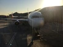Austrian Airlines - EWR - VIE