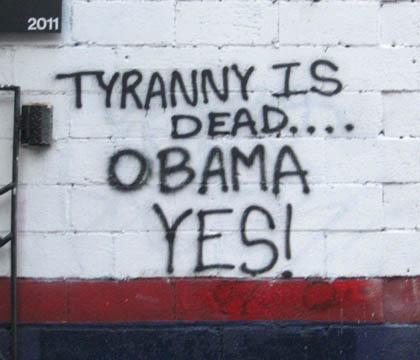 Obama Yes