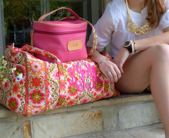 David Yurman Michael Kors Preppy Southern Luggage