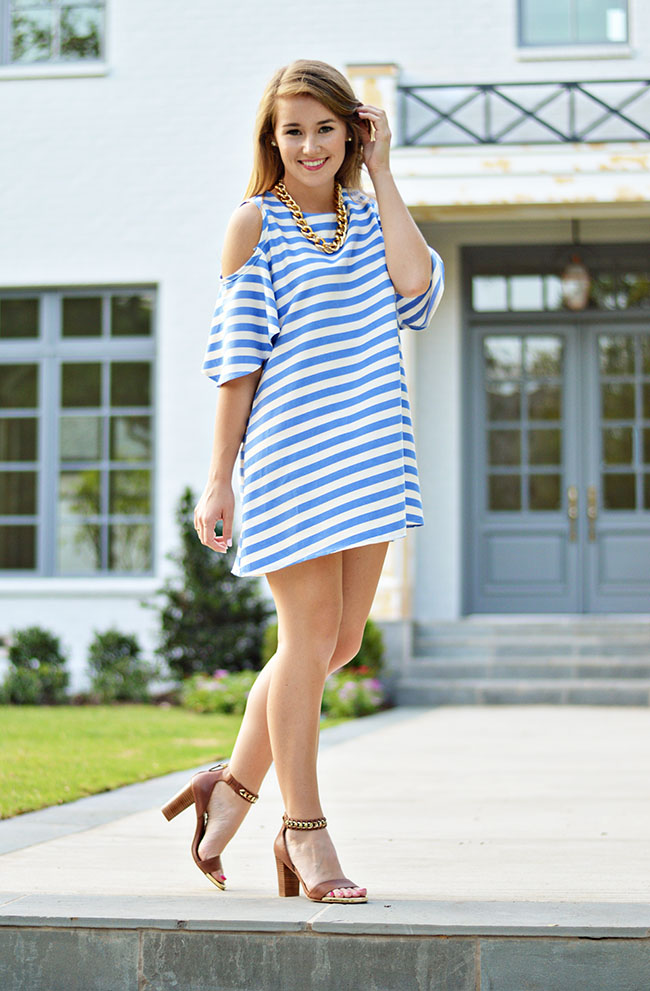preppy southern girl, navy or nothing, preppy blogger, college blogger, what to wear for rush, classic southern style, sorority girl style, southern girl